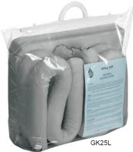 GENERAL PURPOSE SPILL KITS - 15 LITRES & 25 LITRES